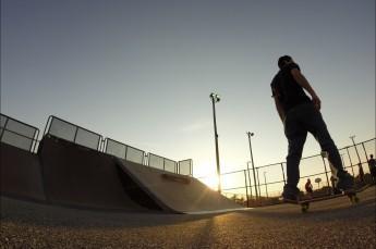 Świnoujście Atrakcja Skatepark Skatepark Świnoujście