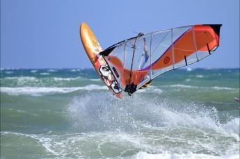 Świnoujście Atrakcja Windsurfing KiteFORT