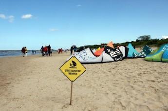 Świnoujście Atrakcja Wypożyczalnia kitesurfingowa KiteJunkies