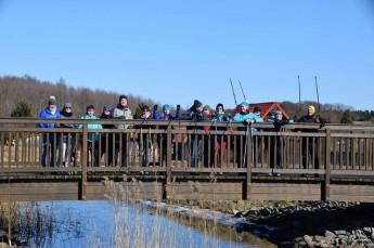 Świnoujście Atrakcja Nordic walking Włóczykije