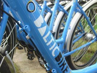 Świnoujście Atrakcja Wypożyczalnia rowerów BalticBike