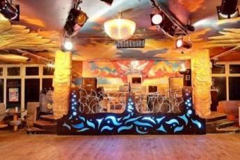 Międzyzdroje Atrakcja Dancing Dechy pod Molo