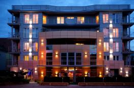 Świnoujście Nocleg Hotel Villa Delfin Spa