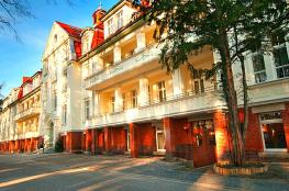 Świnoujście Nocleg Hotel Cesarskie Ogrody