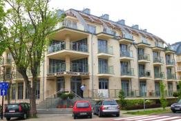 Świnoujście Nocleg Hotel Aparthotel Park Avangard