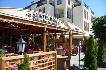 Świnoujście Restauracja Kawiarnia | cukiernia Amsterdam